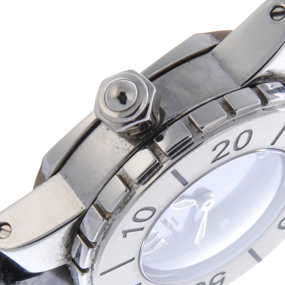 Lot 15 - CHAUMET - a lady's Class One wrist watch.