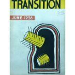 Lot 19 - Highly Important Literary Magazines Jolas (Eugene), Paul (Elliot) & others, Editors, Transition,