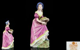 Coalport - Early Hand Painted Porcelain