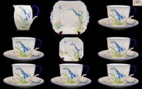 Shelley 'Bluebell' Pattern 11767 Part Te