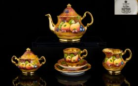 Sovereign Fine China Hand Painted Miniat