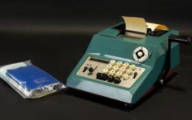 Olivetti Summa Prima 71/20 Decimals L.S.