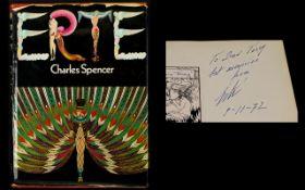 Erte Romain De Tirtoff (1892 - 1990) Art