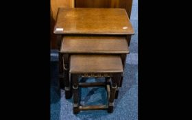 A Small Collection Of Occasional Furniture Each requiring restoration - ideal for an up-cycling