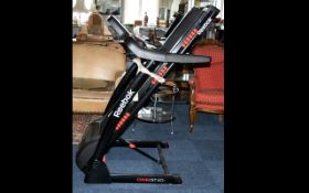 Reebok One GT40S Running Machine Overall good condition,