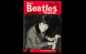 Beatles Interest The Beatles Book Monthl