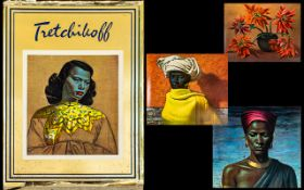 Tretchikoff By Howard Timmins, First Edi