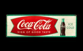 Coca Cola Advertising Interest Circa 196