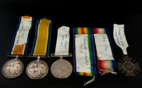 World War I Military Medals Awarded to 1