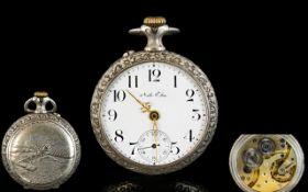 New Era New York Standard Watch Company