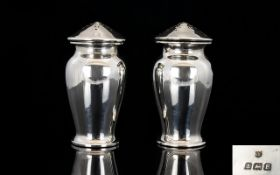 Art Deco Period - Stylish Matched Pair o