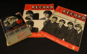 Beatles Interest A Hard Day's Night Pape