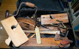 A Mixed Collection Of Antique And Vintag