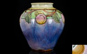 Royal Doulton Attractive Lustre Ovoid Sh