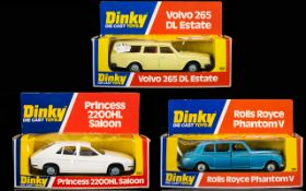 Dinky Diecast Scale Model Cars - All In