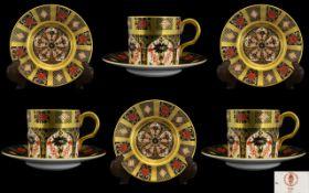 Royal Crown Derby Old Imari Pattern - So