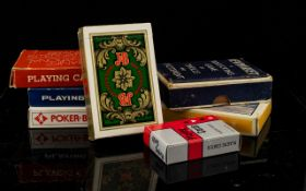 Collection Of Vintage Playing Cards Six