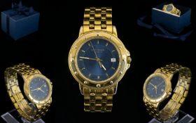Raymond Weil Geneve Unisex Gold Plated D