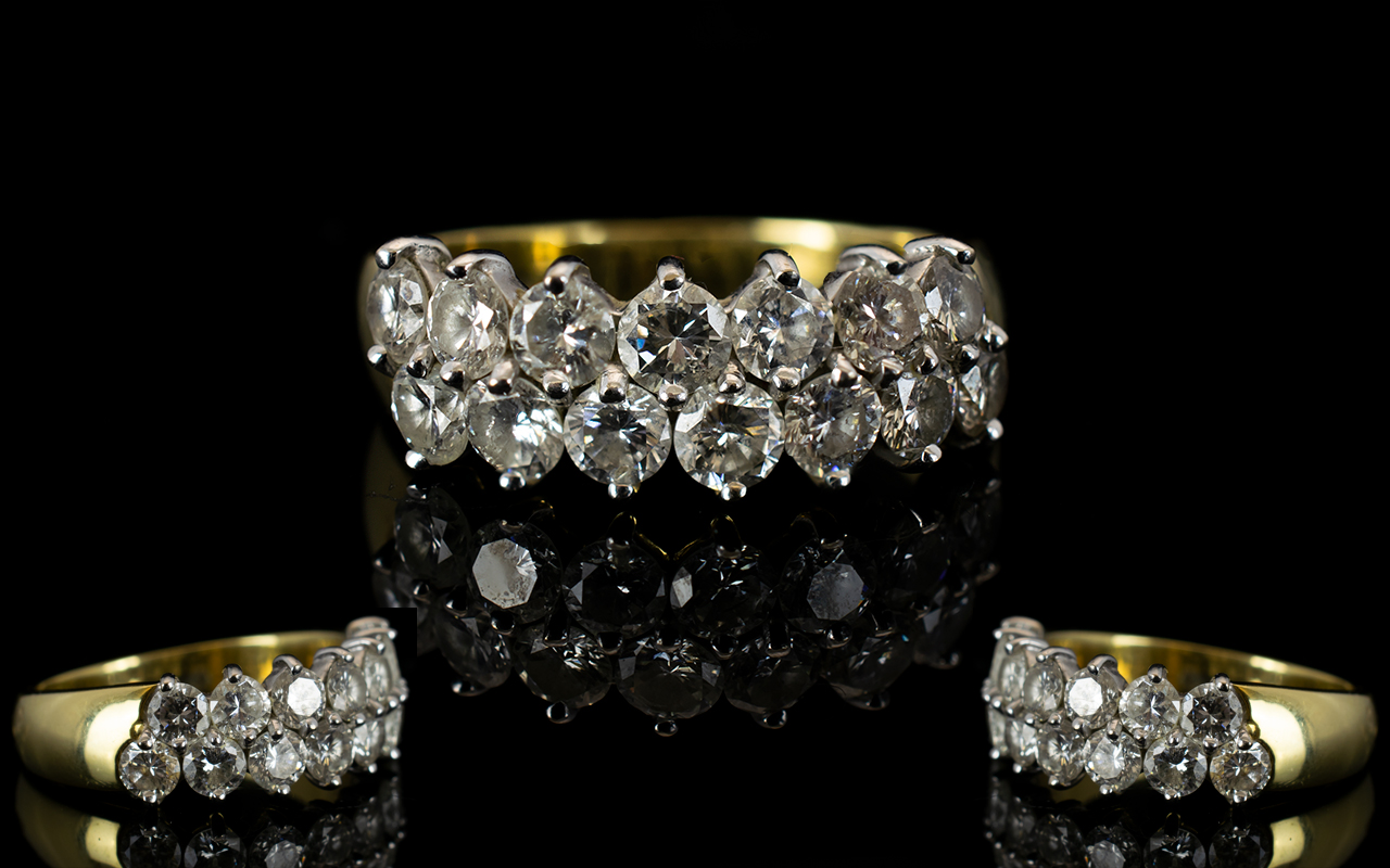 Lot 17 - Ladies - Excellent Quality 18ct Gold Cha