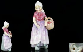 Royal Doulton Hand Painted and Early Fig