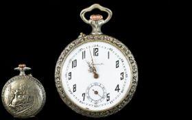 Antique Period Excellent Quality Keyless