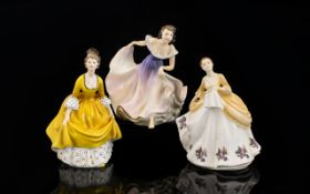 A Collection Of Two Royal Doulton Figure