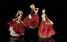 Royal Doulton Collection of Hand Painted