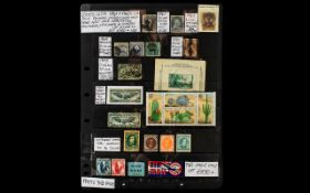 Stamp Interest U.S.A 1861-1940's collect