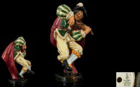 Royal Doulton HN 2171 'The Fiddler' Figu