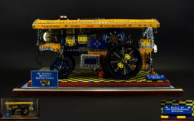 Meccano Interest Scratch Built Model Of