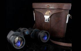 Vickers Adlerblick 8 x 42 Winkel 6.3 110m /1000m Pair of Binoculars.