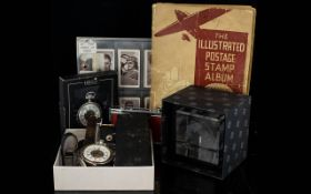 Mixed Lot Of Watches And Collectables.