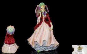 Paragon Hand Painted Bone China Figurine