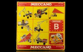 Meccano B Brand New Boxed Set Complete w