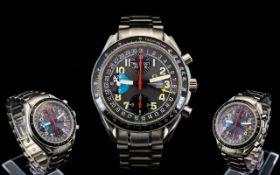 Omega - MK 40 Schumacher Speed master S/