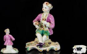 Longton Hall Porcelain Factory - Wonderf