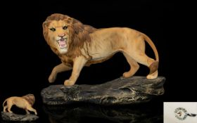 Beswick - Large and Impressive Wild Anim