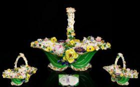 Coalbrookdale English Porcelain Ornament