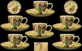 Royal Doulton Wonderful Antique Period S