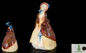 Royal Doulton - Early Hand Painted Figur