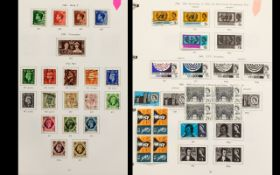 Stanley Gibbons Great Britain Stamps Alb