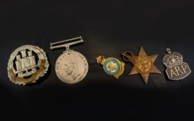 Military Interest A Small Collection Of