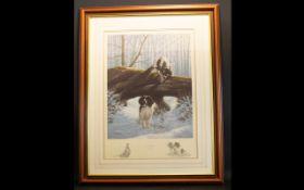 Nigel Hemming (British b. 1957) Artist S