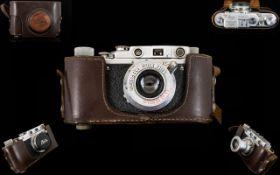 A Leica IIIA Camera Serial Number 309517