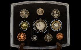United Kingdom - Executive 2000 Proof Set of Coins.