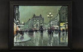 Steven Scholes Northern Artist (British b.