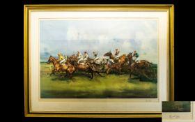 Michael Lyne (British 1912 - 1989) Limited Edition Artist Signed Print Untitled,