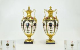 Royal Crown Derby Very Fine and Impressi