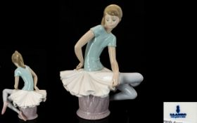Lladro Porcelain Figure 'Julia' Model 13