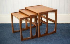 G-Plan 1970's Teak Nest Of Tables Nest o